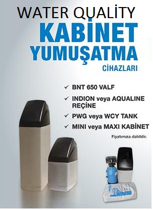 Water Quality-Su-Yumuşatma